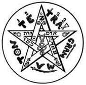 pentacle tetragrammaton