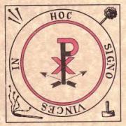 Monogramme du christ