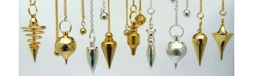 Pendules en metal radiesthesie 1